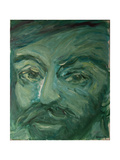 Shakespeare, Lysander, from 'The Faces of Shakespeare' Giclee Print by Annick Gaillard