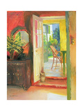 Open Door, C.2000 Giclee Print by William Ireland