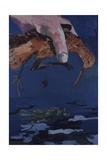 Big Hand in the Sky, 1978 Giclee Print by Peter Wilson