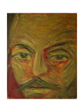 Shakespeare, Othello, from 'The Faces of Shakespeare' Giclee Print by Annick Gaillard