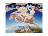Aries, 1988 Giclee Print by Frances Broomfield