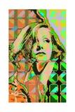 Greta Garbo Giclee Print by Scott J. Davis