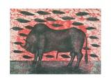 Sangre De Toro, 2001 Giclee Print by Juan Alcazar