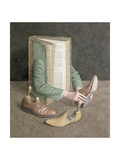 On Going on a Journey, 2004 Giclee Print by Jonathan Wolstenholme
