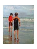 Gospeller, 2008 Giclee Print by Daniel Clarke