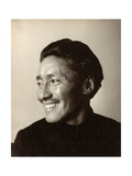 Tenzing Norgay (1914-86) Photographic Print by Lotte Meitner-Graf
