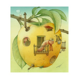 New House, 2006 Giclee Print by Kestutis Kasparavicius