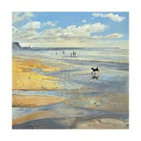 The Little Acrobat Giclee Print by Timothy Easton