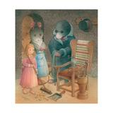 Thumbelina 10, 2005 Giclee Print by Kestutis Kasparavicius