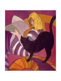 Bedtime Story, 2003-04 Giclee Print by Jeanette Lassen