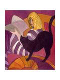 Bedtime Story, 2003-04 Giclee Print by Jeanette Lassen