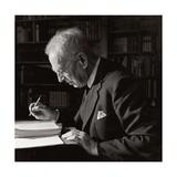Arnold Joseph Toynbee (1889-1975) Photographie par Lotte Meitner-Graf