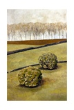 Spectators, Cotswolds, 2010 Giclee Print by Cruz Jurado Traverso