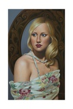 Sarah Giclee Print by Catherine Abel