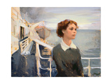 Channel Crossing, 2002 Giclee Print by Alan Kingsbury
