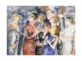 September, 2001 Giclee Print by Hilary Rosen