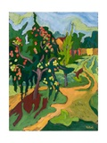Appletree, 2006 Giclee Print by Marta Martonfi-Benke