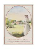 'Dear, Dear Norland!' Said Marianne, 2007 Giclee Print by Caroline Hervey-Bathurst