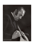 Julian Bream (B.1933) Photographic Print by Lotte Meitner-Graf