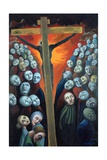 Crucifixion, 1998 Giclee Print by Dinah Roe Kendall