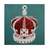 Crown Jewels 4, 2001 Giclee Print by Cathy Lomax