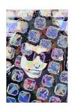 Bob Dylan Giclee Print by Scott J. Davis