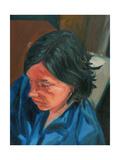 Margaret, 2004 Giclee Print by Daniel Clarke