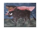 Ternura, 2001 Giclee Print by Juan Alcazar
