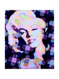 Marilyn Monroe Giclee Print by Scott J. Davis