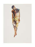Man Giclee Print by Mark Adlington
