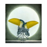 Toucan Can Can, 2010 Giclee Print by Wayne Anderson