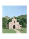 San Salvador De Val De Dios, 1978 Giclee Print by Tristram Paul Hillier