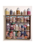 Sweetshop, 2005 Giclee Print by P.J. Crook