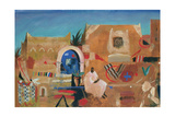 Kasbah Sound, 1995 Giclee Print by Charlie Baird