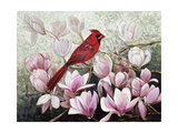 Cardinal, 2001 Giclee Print by Komi Chen