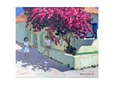 Bouganvillaea, Zante, 1999 Impressão giclée por Andrew Macara