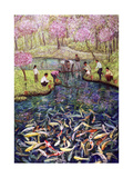 Fishing, 1996 Giclee Print by Komi Chen