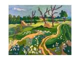 Blooming Erpart, 2006 Giclee Print by Marta Martonfi-Benke
