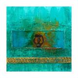 King Nammu (2112-2095 BC) 2005 Giclee Print by Firyal Al-Adhamy