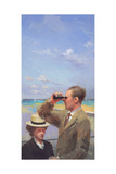The Lookout, 2004 Giclee Print by Alan Kingsbury