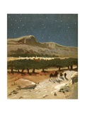 Shechem Giclee Print by Henry Andrew Harper