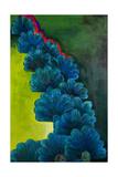 Sumerian Palm Trees, 2006 Giclee Print by Firyal Al-Adhamy