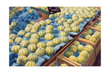 Melons, 2000 Giclee Print by Peter Breeden