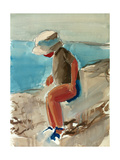 Cagnes Study, 2003 Giclee Print by Daniel Clarke