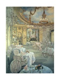 The Ritz Restaurant Giclee Print by Peter Miller