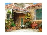 Provence Barn, 2006 Giclee Print by Trevor Neal