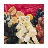 Candied Fruit, 2005 Giclee Print by Pedro Diego Alvarado