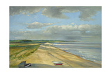 Shadowed Crescent, Dunwich Giclee Print by Timothy Easton