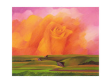 The Rose, 2001 Giclee Print by Myung-Bo Sim
