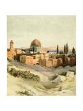Jerusalem Giclee Print by Henry Andrew Harper